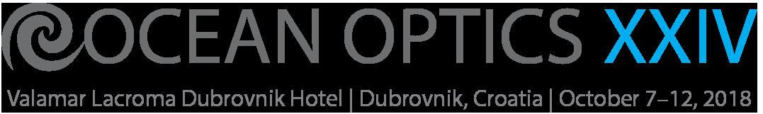 Ocean Optics Conference
